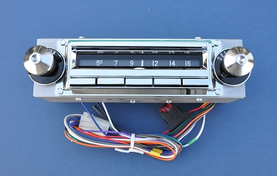 1955 Chevy Wonder Bar Radio AM/ FM